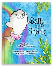 Sally the Shark Children's Books