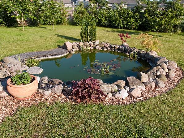 Bahçe Göleti