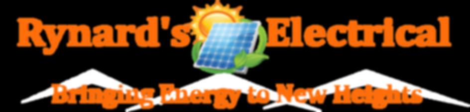 rynards electrical logo, rynards electrical