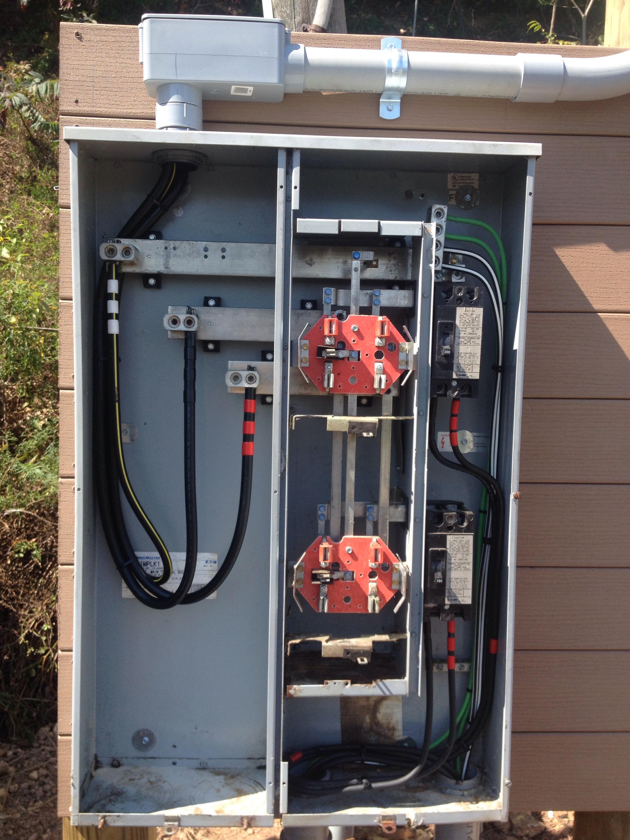 Switchboard Installation