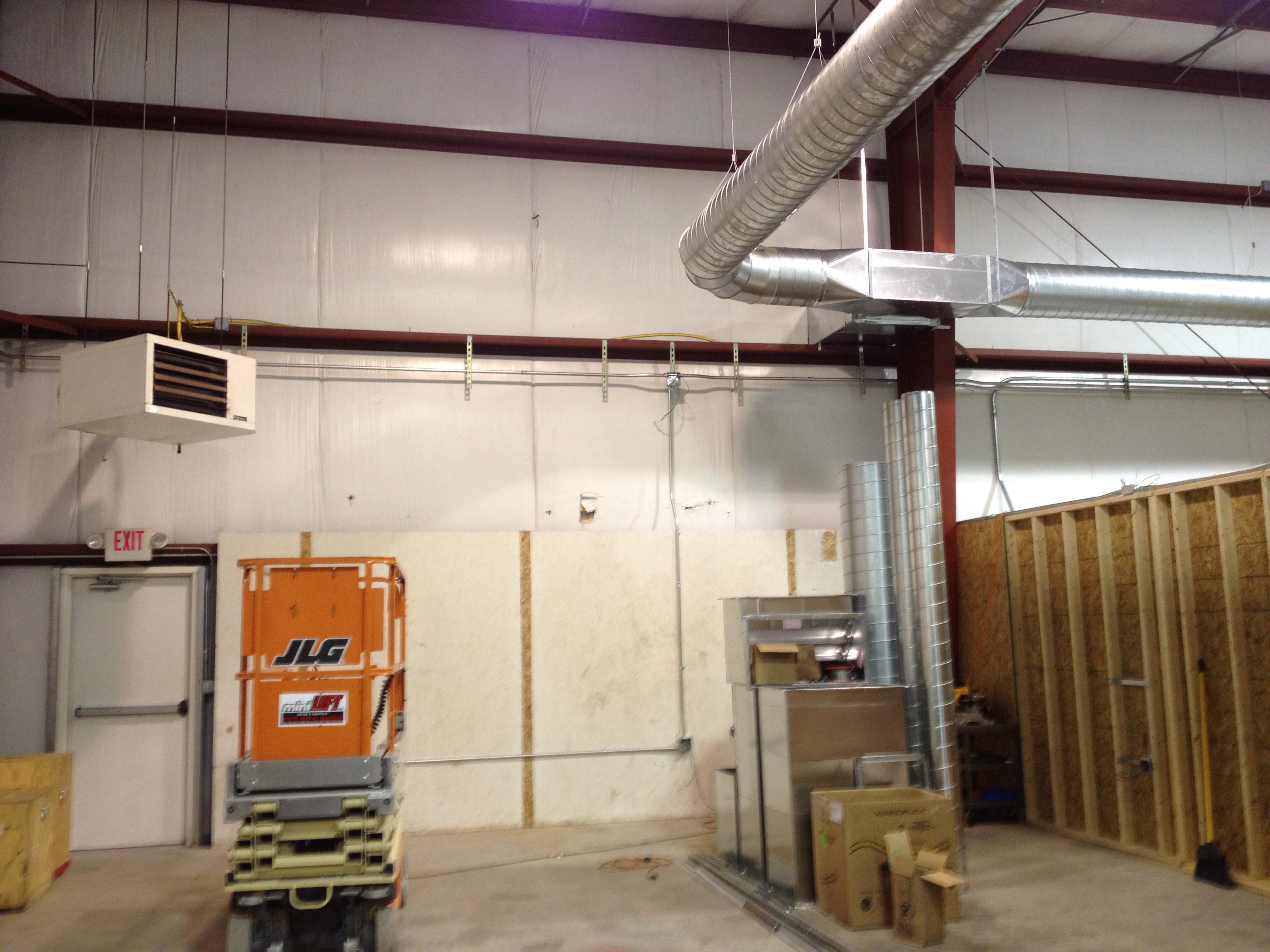 Lighting installation and repair