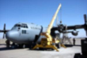Strategic Global Aviation Maintenance C-130 Hercules