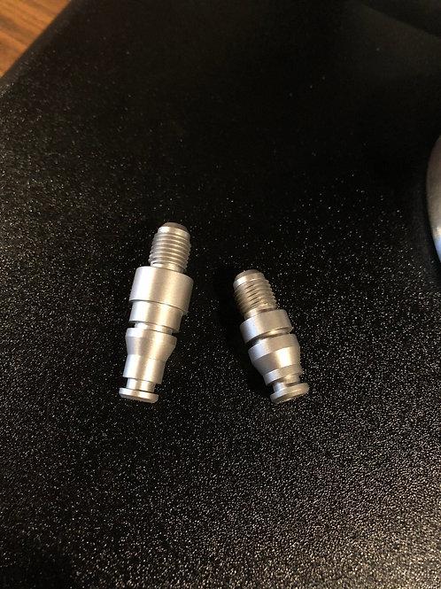 DES Porsche Adapter Fittings: Clutch Master Cylinder to 3AN