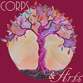Logo Corps et Arts