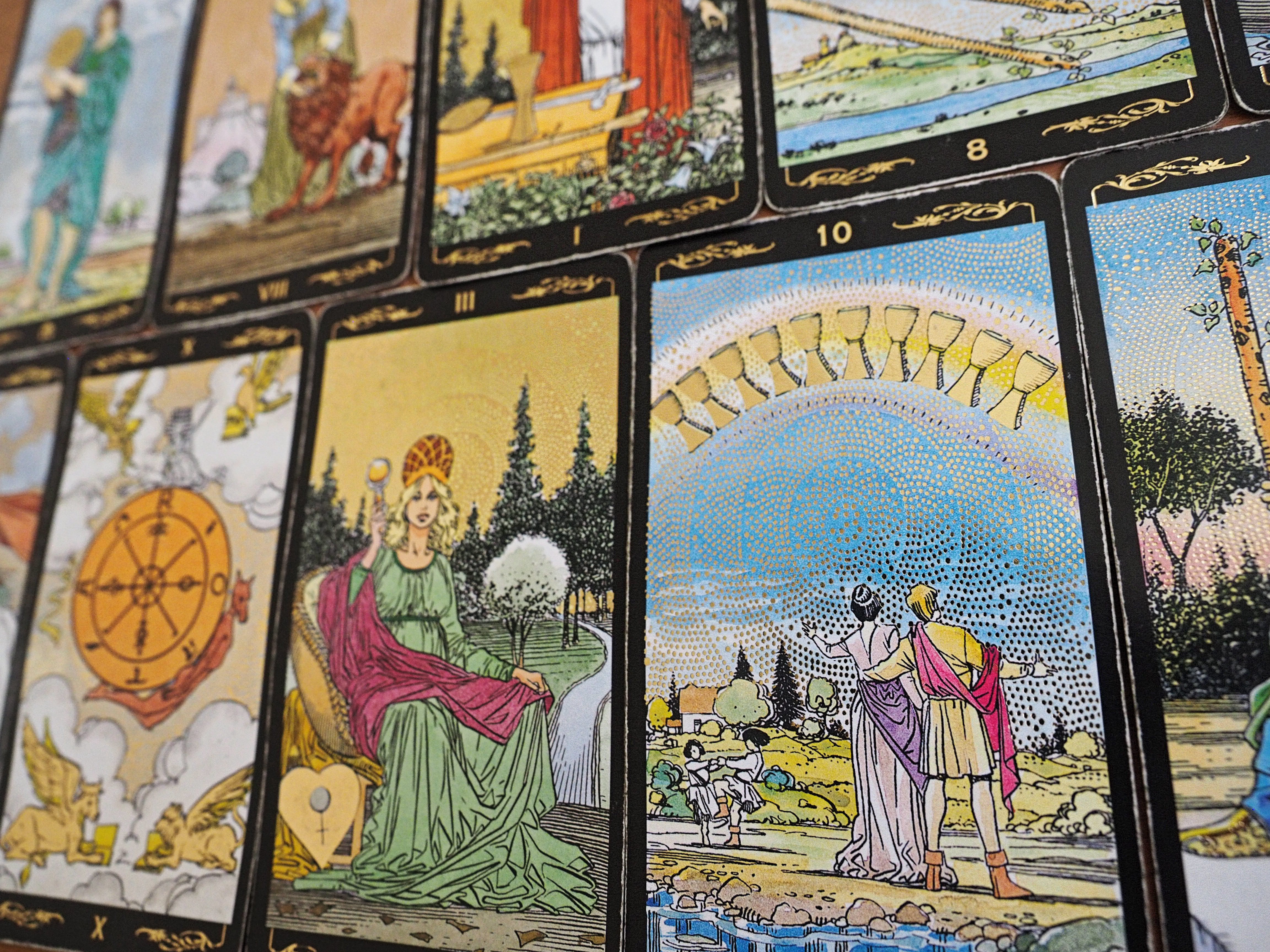 Personal Tarot Reading Video Chat