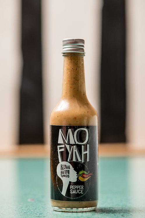 Mo Fyah Pepper Sauce