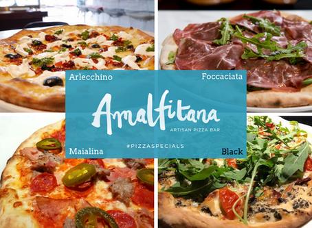 Amalfitana Pizza Special