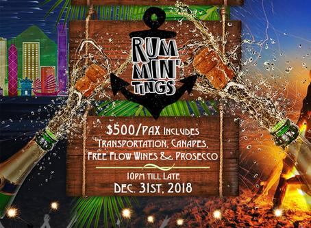 Rummin'Tings NYE Beach Party