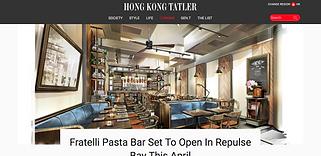FireShot Capture 1 - Fratelli Pasta Bar