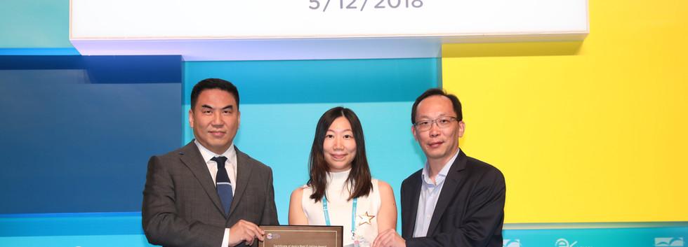 Pandora - Winner of Enterprise - Sliver