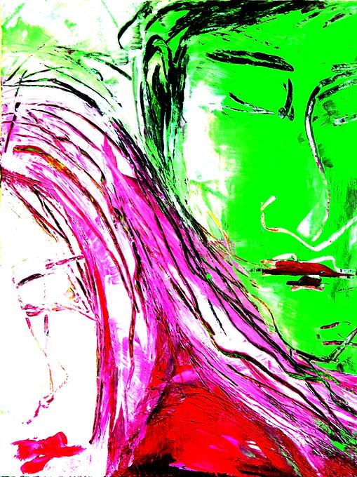 artmixtur, illustrative Bildbearbeitung, marny-art,