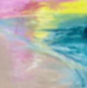 Acryl, Malerei, summer, sun, sea