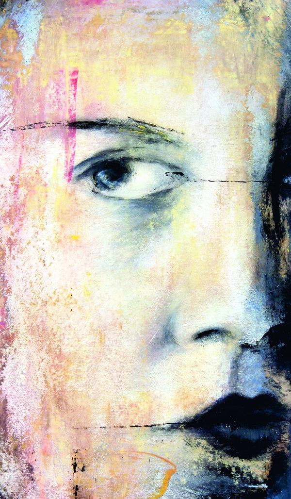 marny-artmixtur, Bildmotiv für Plakat zum Konzert für The Ariadne Songs