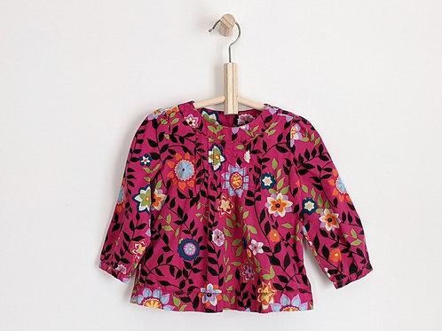 Gap Printed Linen Shirt (2T)
