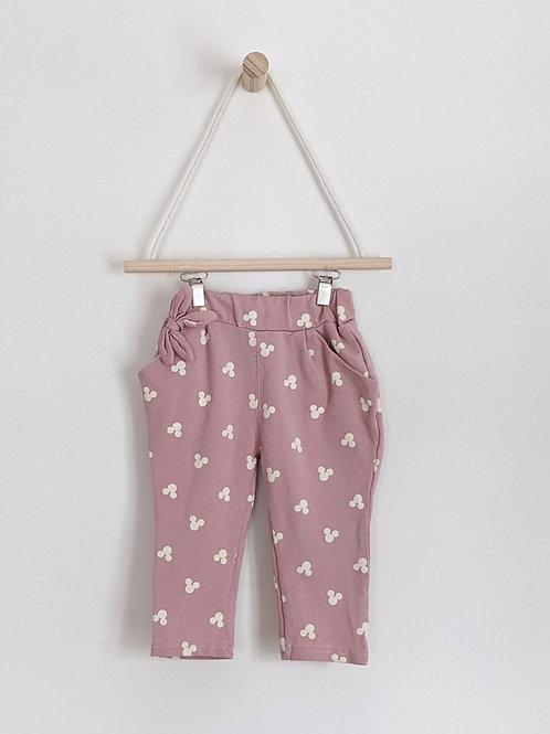 Mouse Print Pants (6-12m)