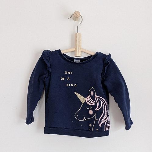 Carter's Unicorn Sweatshirt (3T)