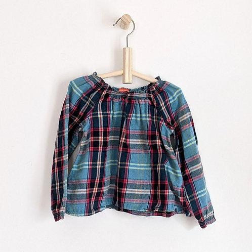 Joe Fresh Plaid Shirt (3T)