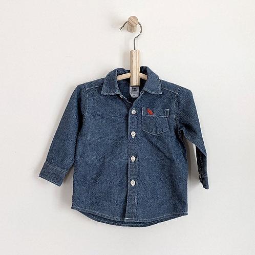 Carter's Button Down Shirt (9m)