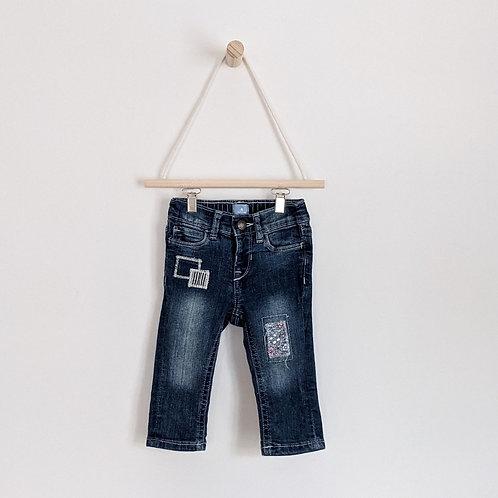 Gap Jeans (6-12m)