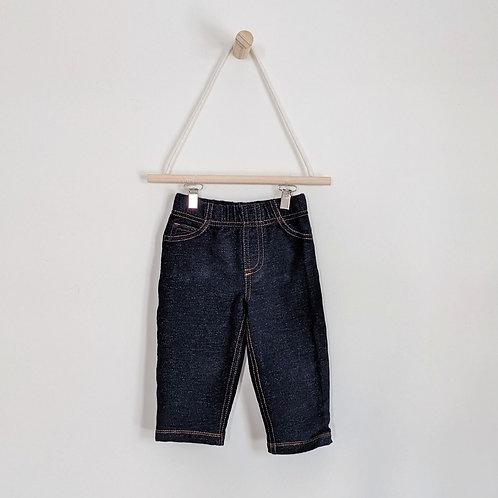 Carter's Cotton Jeans (9m)