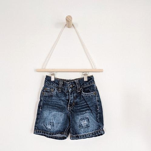 Koala Kids Denim Shorts (6-9M)