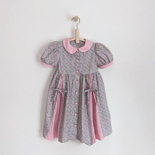 Petites Poupees Vintage  Formal Dress (3T)