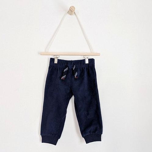 Carter's Navy Fleece Pants (9m)