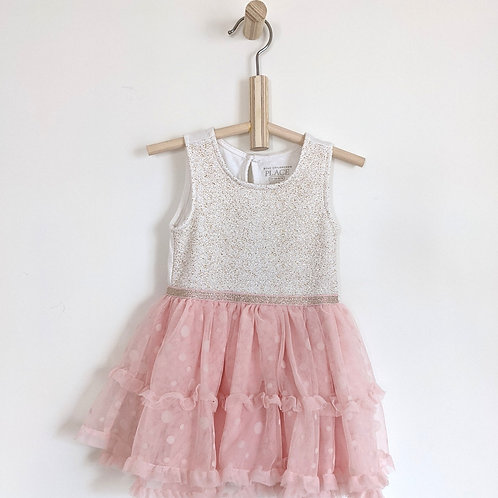 Children's Place Frilly Dress (12-18M)