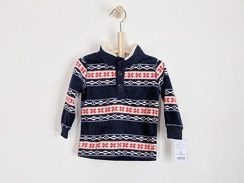 Carter's Fleece Sweater (9m)