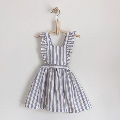 Handmade Bib Dress (18m)