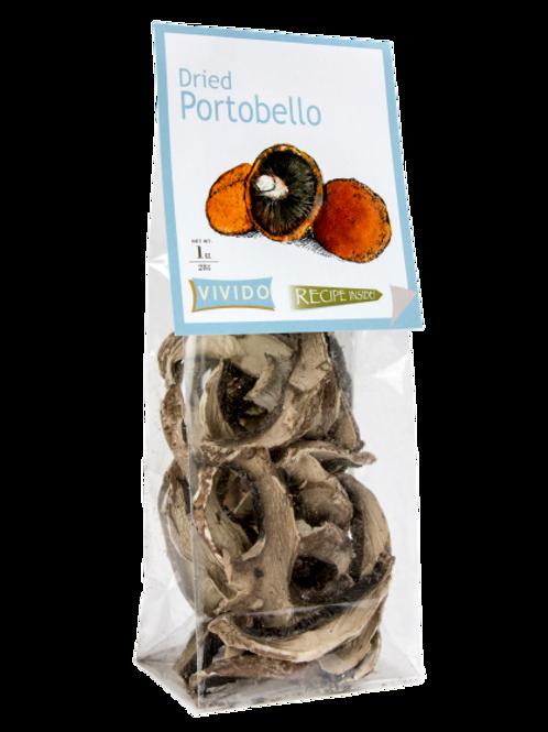 Air Dried Portobello - 1 OZ (28g)