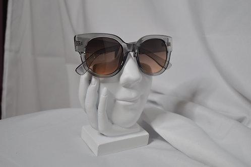 Retro Color Frame Sunglasses