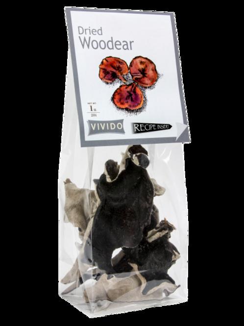 Dried Woodear - 1 OZ (28g)