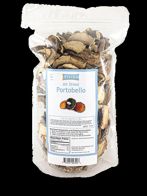 Bulk Portobello Mushroom- 4 OZ