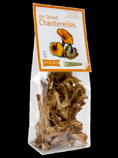 Air Dried Chanterelles - 1 OZ (28g)
