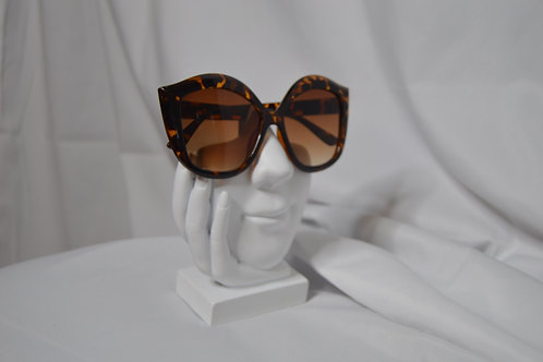 Oversized Chunky Butterfly Sunglasses