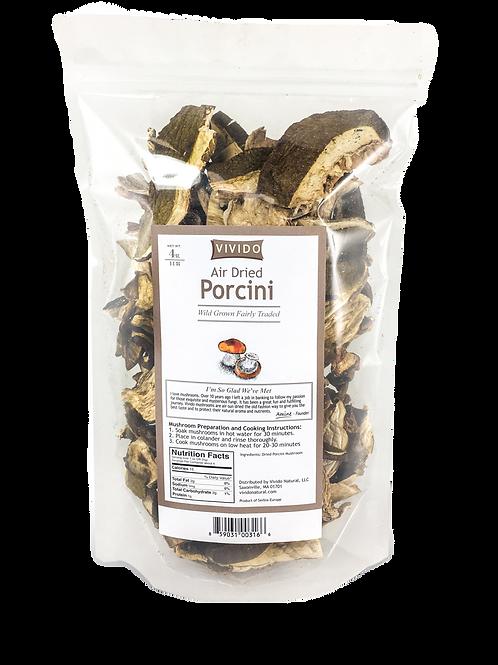 Bulk Porcini Mushroom - 4 OZ