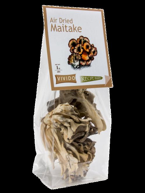 Air Dried Maitake - 1 OZ (28g)
