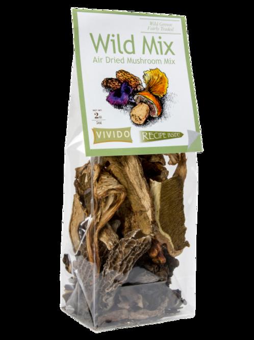 Air Dried Wild Mix - 2 OZ (56g)