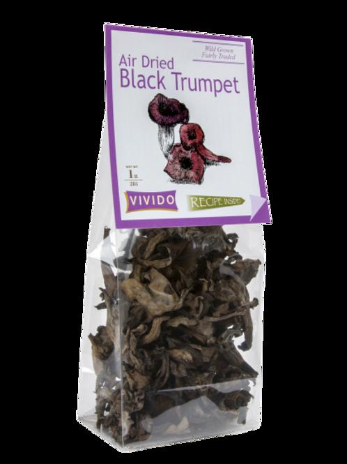 Air Dried Black Trumpet - 1 OZ (28g)