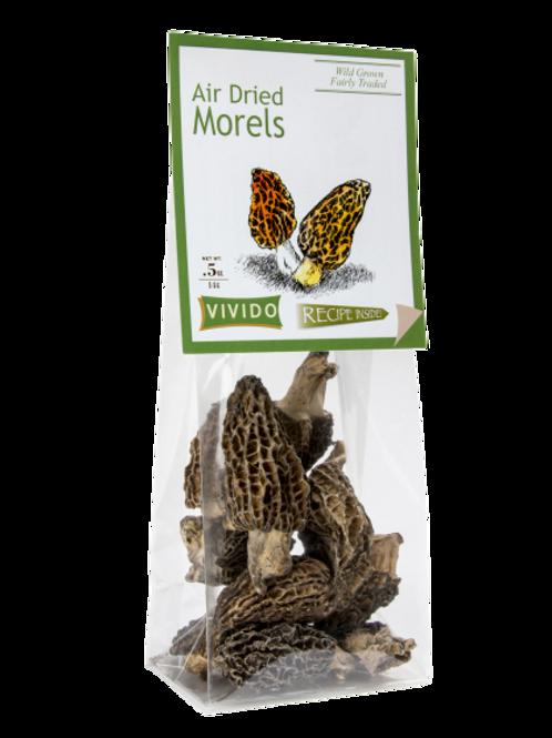 Air Dried Morels - .5 OZ (14g)