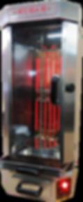 Máquina Churrasco Grego Elétrico 20kg