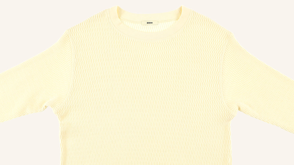 """BIG"" COTTON CASHMERE THERMAL"