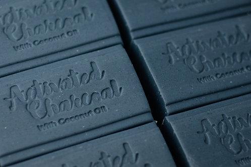 Organic Charcoal Soap 150g