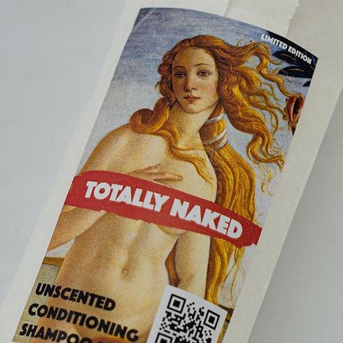 Totally Naked: Unscented Conditioning Shampoo Bar