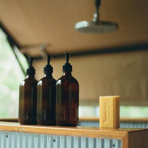 Turmeric and Lemongrass Soap 150g