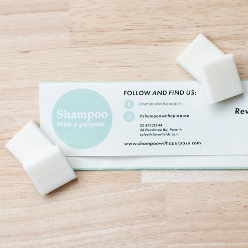 Sample Pack - Shampoo/Conditioner Bars