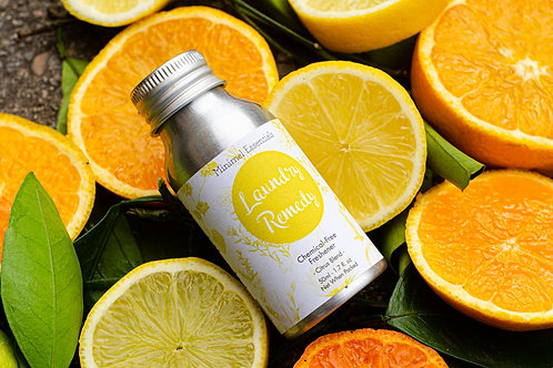 Laundry Remedy - Freshening Oil - Citrus Blend