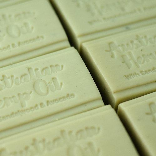 Australian Hemp Oil Soap 150g