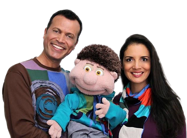 Teatro Gil & Cris, fantoches, teatro bonecos curitiba